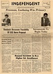 The Independent, Vol. 9, No. 21, March 11, 1969 by Newark State College