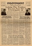 The Independent, Vol. 9, No. 23, March 18, 1969 by Newark State College