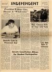 The Independent, Vol. 9, No. 28, April 25, 1969