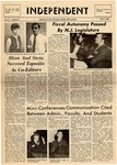 The Independent, Vol. 9, No. 29, May 2, 1969