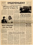 The Independent, Vol. 9, No. 30, May 9, 1969