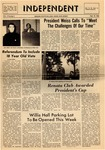 The Independent, Vol. 10, No. 2, September 18, 1969 by Newark State College