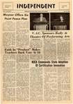 The Independent, Vol. 10, No. 6, October 16, 1969