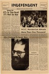 The Independent, Vol. 10, No. 7, October 23, 1969 by Newark State College