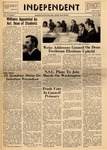 The Independent, Vol. 10, No. 9, November 6, 1969 by Newark State College