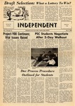 The Independent, Vol. 10, No. 12, December 4, 1969 by Newark State College