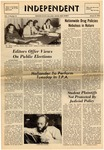 The Independent, Vol. 10, No. 15, January 8, 1970