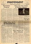 The Independent, Vol. 10, No. 16, February 5, 1970