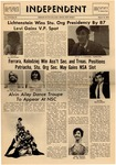 The Independent, Vol. 10, No. 22, March 13, 1970
