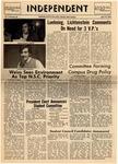 The Independent, Vol. 10, No. 25, April 10, 1970