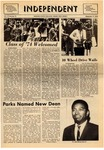 The Independent, Vol. 11, No. 31, September 17, 1970