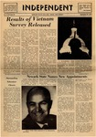 The Independent, Vol. 11, No. 32, September 24, 1970