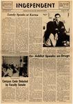 The Independent, Vol. 11, No. 34, October 15, 1970