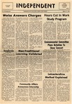 The Independent, Vol. 11, No. 50, March 11, 1971