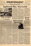 The Independent, Vol. 11, No. 53, April 1, 1971