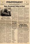 The Independent, Vol. 11, No. 54, April 8, 1971