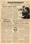 The Independent, Vol. 12, No. 4, October 7, 1971