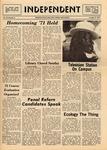 The Independent, Vol. 12, No. 6, October 21, 1971