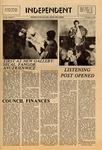 The Independent, Vol. 12, No. 8, November 4, 1971