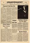 The Independent, Vol. 12, No. 11, December 2, 1971