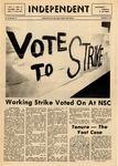 The Independent, Vol. 12, No. 12, December 9, 1971