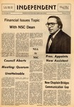 The Independent, Vol. 12, No. 15, February 10, 1972
