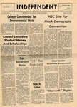 The Independent, Vol. 12, No. 17, February 24, 1972