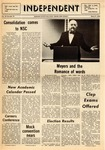 The Independent, Vol. 12, No. 19, March 9, 1972