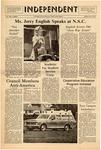 The Independent, Vol. 13, No. 7, October 19, 1972
