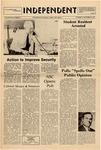 The Independent, Vol. 13, No. 12, November 30, 1972