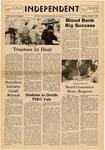 The Independent, Vol. 13, No. 13, December 7, 1972