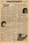 The Independent, Vol. 13, No. 18, March 1, 1973