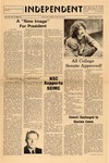 The Independent, Vol. 13, No. 20, March 15, 1973