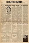 The Independent, Vol. 13, No. 22, April 5, 1973