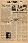 The Independent, Vol. 13, No. 23, April 19, 1973
