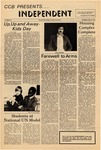 The Independent, Vol. 13, No. 28, May 16, 1973