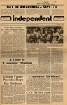 The Independent, No. 1, September 11, 1975