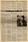 The Independent, No. 1, September 16, 1976
