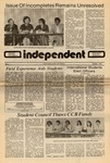 The Independent, No. 4, October 7, 1976