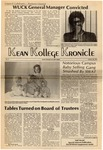 The Independent, Kean Kollege Kronicle, No. 0, January 30, 1978