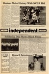 The Independent, No. 10, November 13, 1980