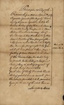 Lewis Morris to Peter Van Brugh Livingston, February 24, 1756 by Lewis Morris