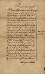 Lewis Morris to Peter Van Brugh Livingston, February 24, 1756