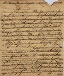 French & Blake to Peter Van Brugh Livingston, September 23, 1760 by French & Blake