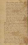 Legal Indenture Regarding Peter Van Brugh Livingston and His Wife, Mary Alexander, and, Robert Livingston, July 8, 1763