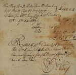 William Pint to Richard Proctor, October 15, 1778 by William Pint