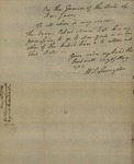 William Livingston to Robert Morris by William Livingston