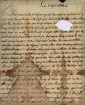 James Lucena and Joanna Leonora Lucena to John Kean, September 1, 1784
