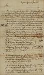 Joseph Nourse to John Kean, June 9, 1785