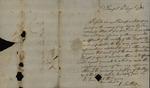 Margaret Rutlege to John Kean, August 21, 1785